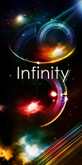 So Infinity goes beyond (Crations du Net - On duty) Tags: abstract photoshop stars infinity halo galaxy concept psd vectors flares starfield nebulae inspiks|inspirationalpictures