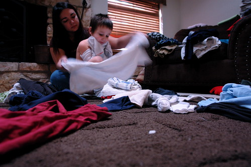 In Real Life :: Laundry