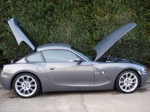 Bmw Z4 Coupe Boot. Bmw Z4 Coupe Boot.