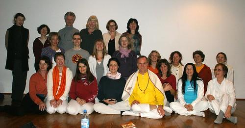 Kundalini Yoga Workshop Tübingen Teilnehmer