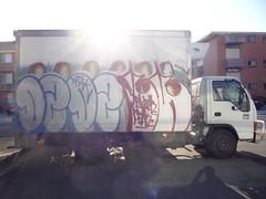 Abotsford Al Stars (tcb613) Tags: streetart truck graffiti paint grafitti tag tags tm vandalism bones trucks drak 70k throwies bonez draks pezor peezor