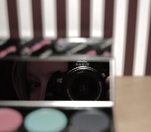 {25/365} makeup girl