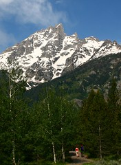 the call (clicksense) Tags: mountains wyoming tetons tasteoffreedom frontcountry awaitingtheadventure
