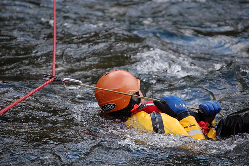 Swiftwater Rescue OWA Class 2