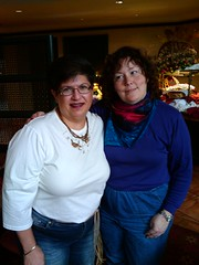 Ronda DelBaccio (The Story Lady) & gina gaudio...