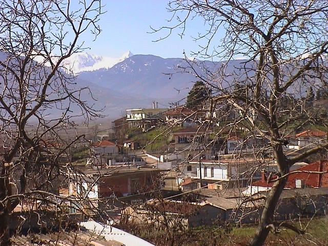 Στερεά Ελλάδα - Φθιώτιδα - Δήμος Μακρακώμης Καστρί