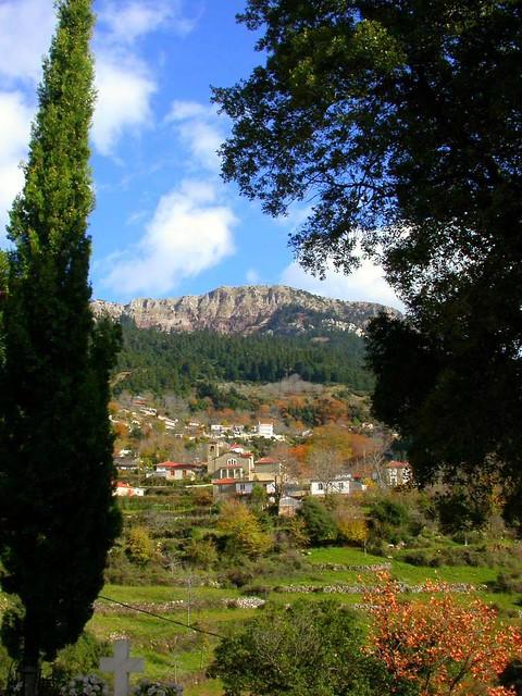 Στερεά Ελλάδα - Ευρυτανία - Λημέρι Το χωριό Λημέρι Ευρυτανίας