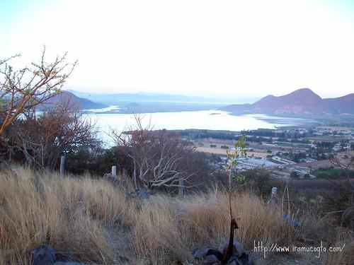 Vista panoramica de Irumuco