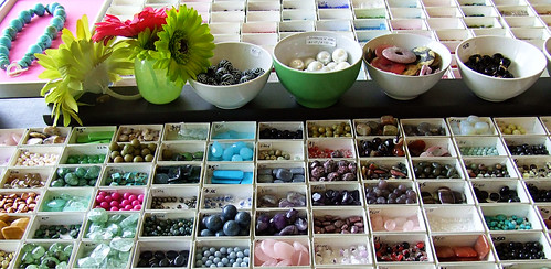 beads at La Perlerie