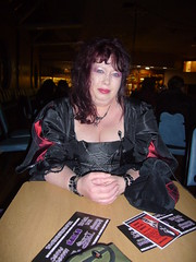 WO835 (rubber rat productions) Tags: england yorkshire goth whitby lucrezia northyorkshire goths blackdress wgw whitbygothicweekend vogonpoetry