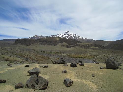 Mt Ruapehu Desert