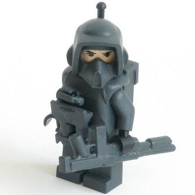 Clone Raider custom minifig