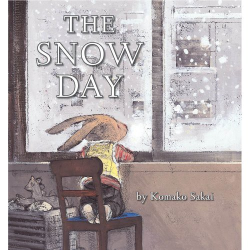Review of the Day: The Snow Day by Komako Sakai