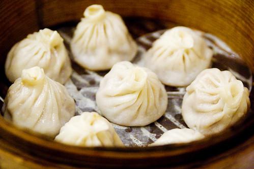 pork soup dumplings