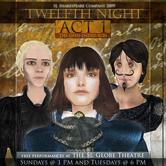 OEP1 Twelfth Night Main - Triumvirate