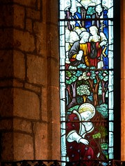 East window, All Saints - West Haddon