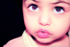 Baby Doll (*Anfal) Tags: pink baby cute hurts photography eyes truth doll lashes sweet girly lips abigfave platinumphoto