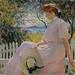 Benson, Frank W. (1862-1951) - 1907 Eleanor