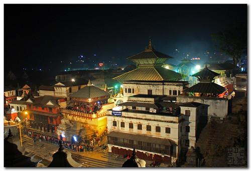 Nepal - Mahasivaratri at Pasupati