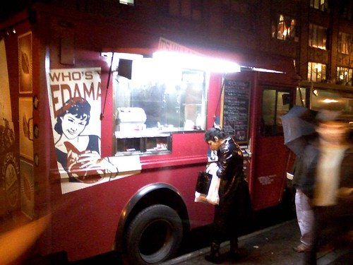 rickshaw dumpling truck williamsburg brooklyn ny