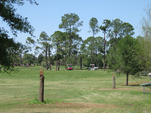 Golf Course stubs