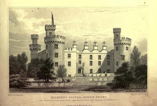003- Castillo de Kilkenny desde el College Meadow
