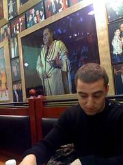 Sergio y Falete. Foto de Víctima10.