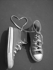 Converse Love (BREananicOLE) Tags: shoes converse hightops kicks allstar chucks chucktaylors allstars
