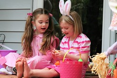 sharing candy
