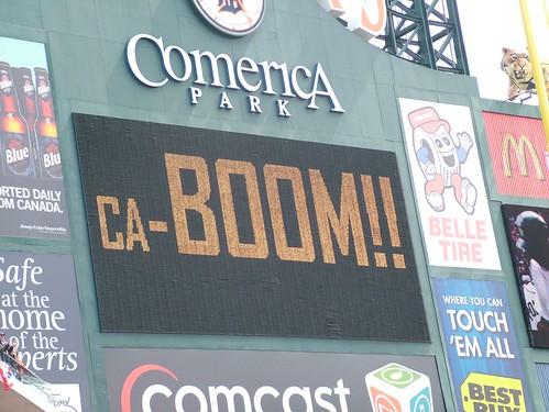 Ca-Boom Cabrerra