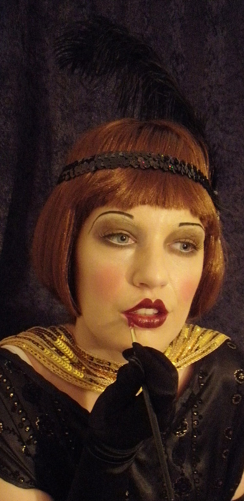 1920's Makeup.