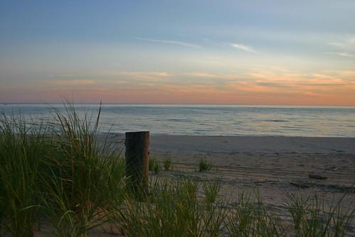 Ludington State Park Beach