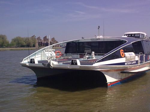 Greenwich boat