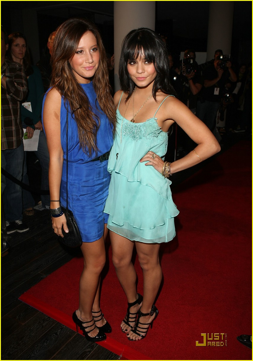 Thanks. opinion vanessa hudgens and ashley are