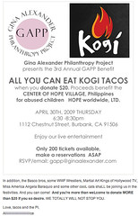 All-You-Can-Eat Kogi Event, MyLastBite.com