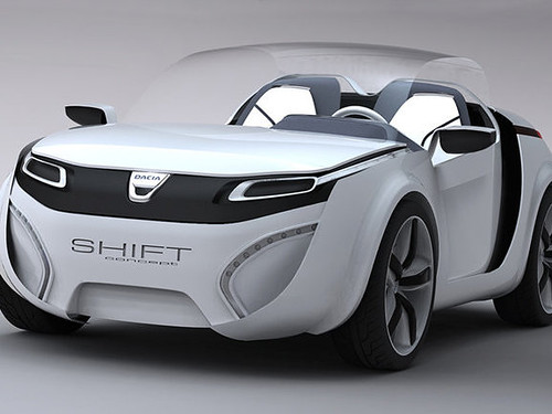 Pictures Of Cars New Luxury Cars Dacia Shift Concept