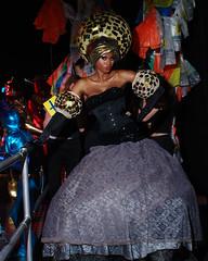 The Alternative Miss World 2009 contestant (david..richardson) Tags: gold camden 2009 roundhouse alternativemissworld