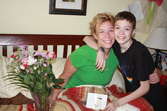 Cathie's Mother's Day