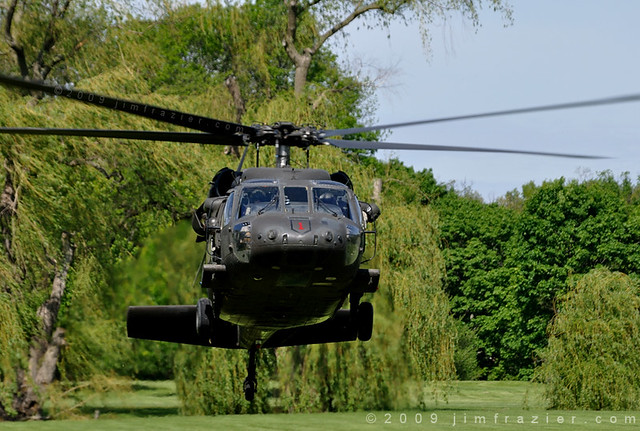 Black Hawk Departing