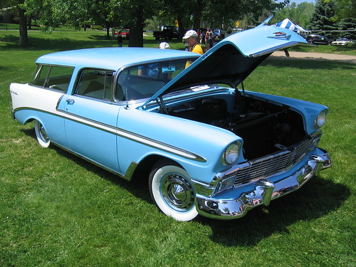 Photo of a 1956 Chevrolet Bel