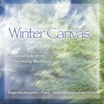 Winter Canvas CD Cover