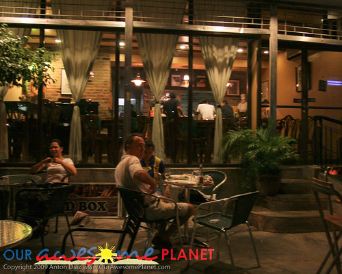 Restaurant with No Name in Front of Saguijo-27
