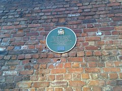 Photo of Green plaque number 764