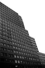 (idiotsarewinning) Tags: trip bw white black building berlin raw nb panasonic adobe immeuble lightroom bton lx3