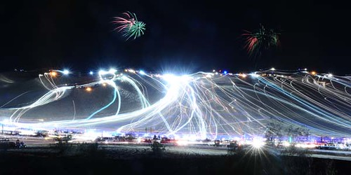 glamis night