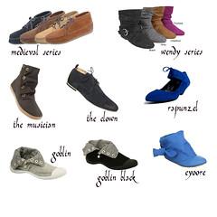 contoh-contoh boots