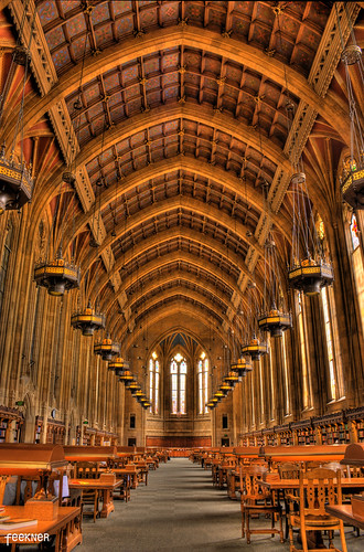 Suzallo Library HDR