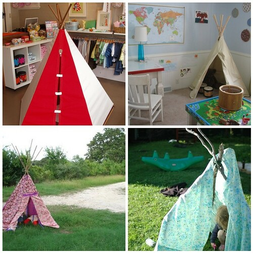 Homemade Tents