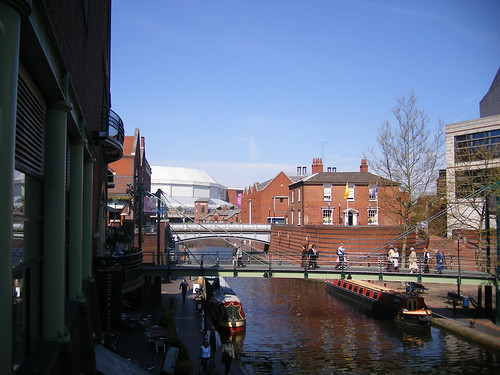 Brindley Place - Brewmaster