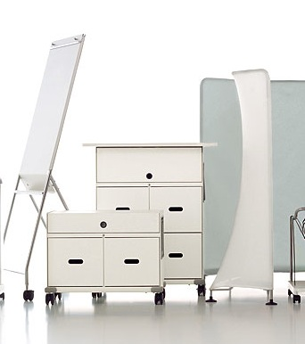 pick up & caravan mobile storage by vitra